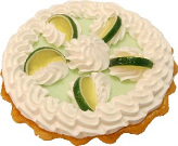 Key Lime Pie Cream Artificial Pie Fake Pie USA