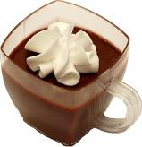 Mini Coffee Cup Fake Dessert