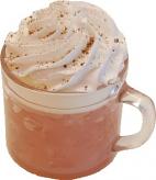 Ice Coffee Mug Fake Drink U.S.A.