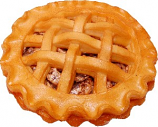Apple Artificial Pie Whole Fake Pie