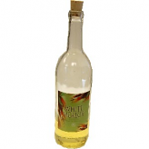 White Wine Bottle Glass fake drink USA