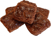 Chocolate Fake Brownies 6 Pack