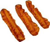 Bacon Strip 3 Piece Fake Food U.S.A.