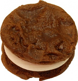 Chocolate Marshmallow Fake Cookie U.S.A.