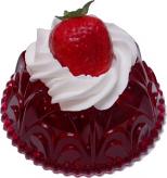 Strawberry Fake Jell-O