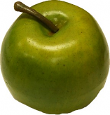 Green Apple fake fruit