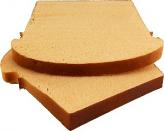 Wheat Bread Slice 2 piece Fake Bread