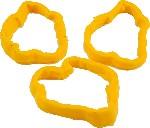 Yellow Bell Pepper Slice 3 piece USA