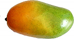 Mango fake fruit