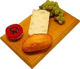 Swiss Fake Cheese Combo on Wood Board USA