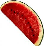 Watermelon fake fruit