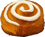 Cinnamon Roll Soft Touch fake bread USA