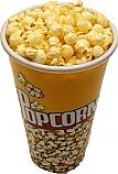 Small fake Popcorn Cup