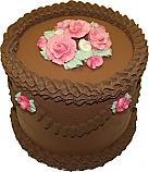 Chocolate Tall Cake 9 inch USA