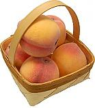 Peach 5 piece with Basket