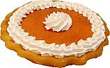 Pumpkin Pie Cream Artificial Pie Fake Pie USA