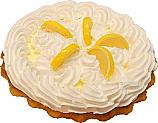 Lemon Cream Artificial Pie Fake Pie USA